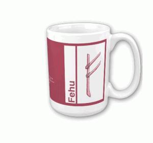 Fehu Mug