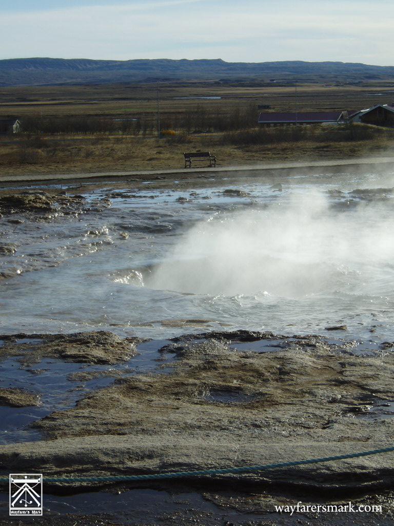 Geysir, Iceland 2004